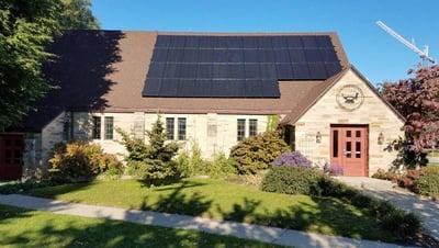 Two Houses of Worship Use Solar Energy as Environmental Stewardship - 20161014_105006-768x576