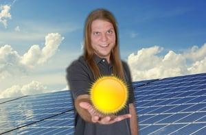 Ray - Faceshot with Sun