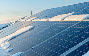 What to Expect From Your Solar Energy Production in the Winter