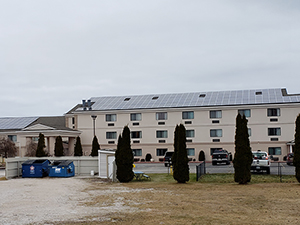 Ludington Hotels