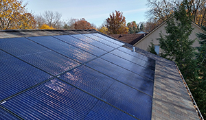 What solar panels are on the market?