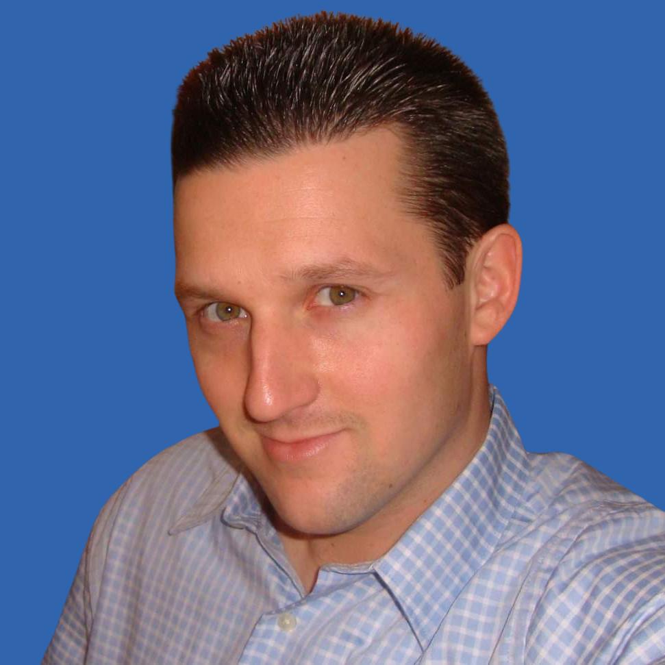 Marc Kubicki Headshot